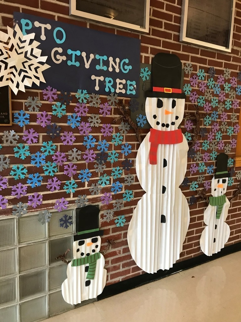 PTO Giving Tree