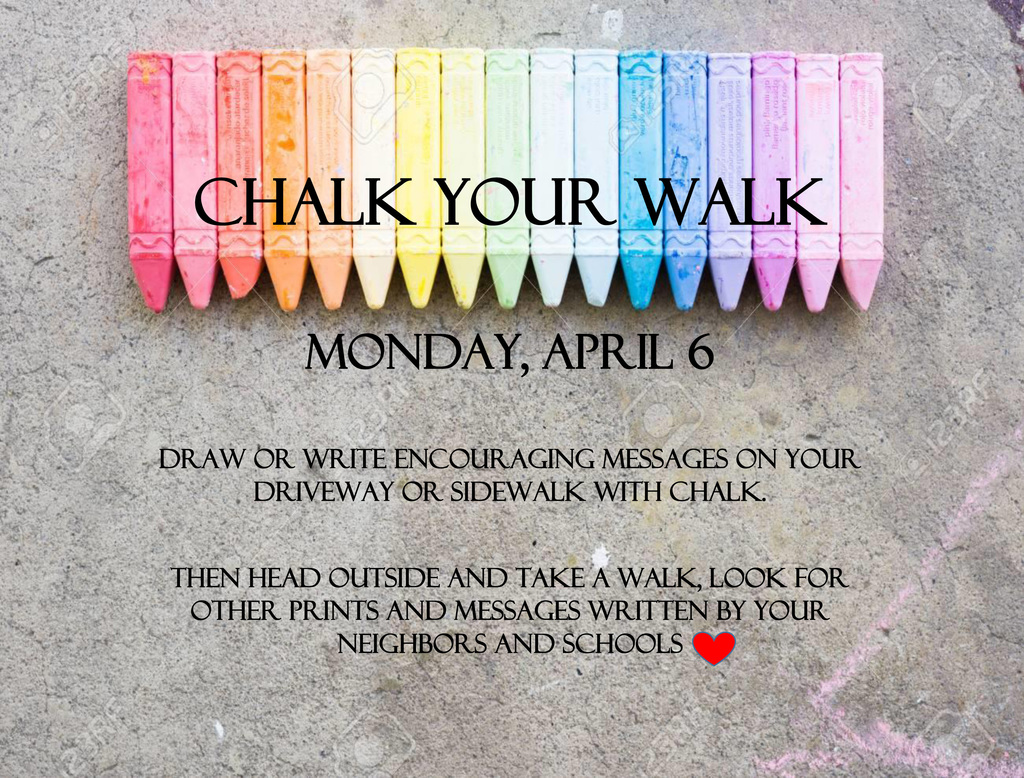 Chalk the Walk
